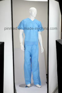 Disposable Scrub Coat pictures & photos