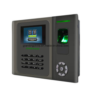 Fingerprint Time Attendance System with Built-in Backup Li-Battery (GT200/ID) pictures & photos