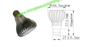 Bulb Light 5W COB PAR20 LED Spot Light pictures & photos