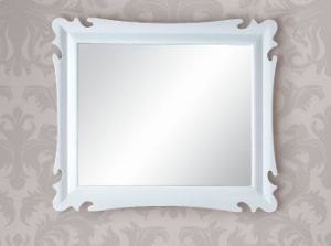 Glossy White New Classical Bathroom Vanity pictures & photos