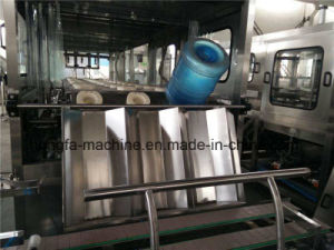 Automatic 5 Gallon Barrels Filling Line pictures & photos