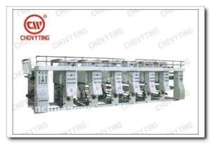 Automatic Rotogravure Printing Machine pictures & photos