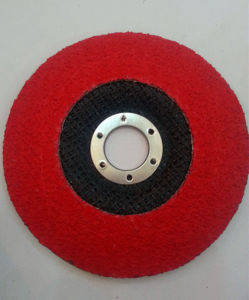 Non-Polishing Disc Red Color pictures & photos