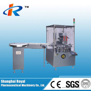 LZH-120P Vertical Automatic Flat Bottle Cartoning Machine pictures & photos