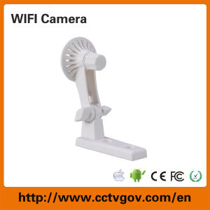 Supports P2p Pan/Tilt Infrared Night Vision Wireless PTZ Smart Home IP Camera pictures & photos