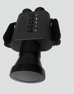 2.4km Huaman, 6.6km Vehicle Military Night Vision Goggles/Binocular (SHR-PIR100) pictures & photos