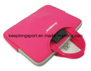 Heat Transfer Printing Neoprene Laptop Sleeve, Neoprene Laptop Case pictures & photos