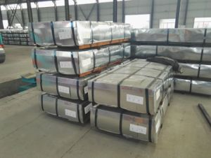 Building Material Corrugated Galvanized Steel Roofing Sheet pictures & photos