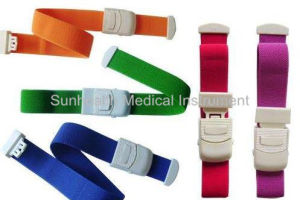 Disposable Medical Tourniquets with Buckle pictures & photos