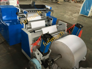 POS Roll Slitting Machine, ATM Paper Slitting Machine, Cash Paper Slitting Machine pictures & photos