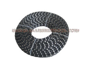 Diamond Wire Saw for Granite Quarrying pictures & photos