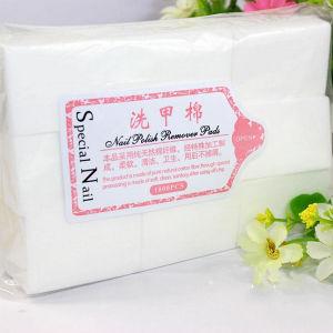 Wholesale Best Quality Soak off Cotton Wipes Cotton Pads pictures & photos