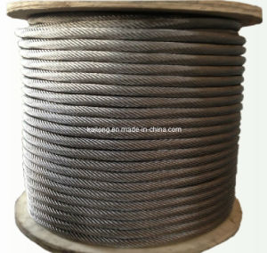 19*37 Nonrotating Steel Wire Rope pictures & photos