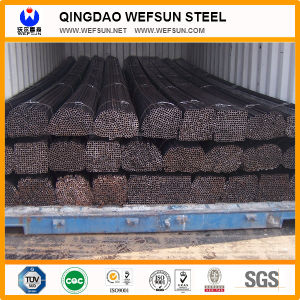Hot Sale Building Material Black Square Steel Pipe pictures & photos