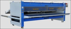 Fully Automatic Bed Sheet Folding Machine