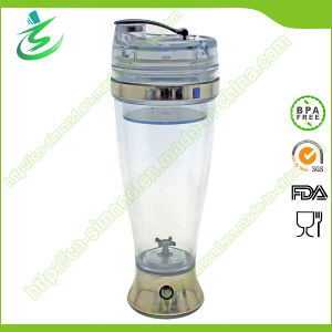 450ml Stainless Steel Electric Protein Shaker Bottle pictures & photos