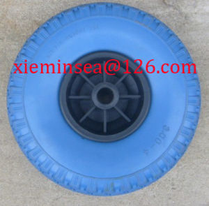 3.00-4 PU Foam Wheel pictures & photos
