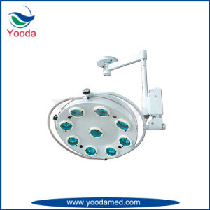 Double Head Ceiling Type Cold Light Hospital Surgical Lamp pictures & photos