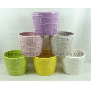 Popular Design Home Decoration Graden Ceramics Flower Pots