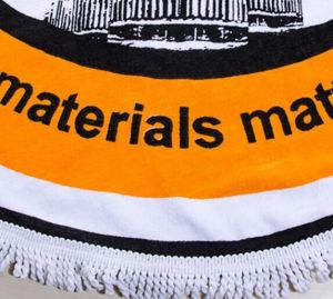 Microfiber Round Beach Towel 2017 New Product pictures & photos
