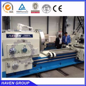 CNC pipe thread lathe CW6663 with high precision pictures & photos