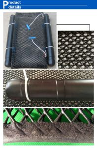 HDPE Oyster Mesh Bag (plastic netting mesh) pictures & photos