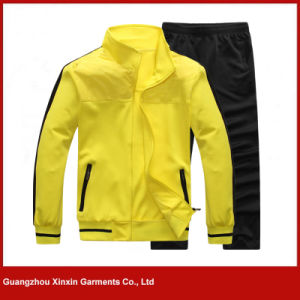 Custom Made Polyester Sport Sets for Women (T15) pictures & photos