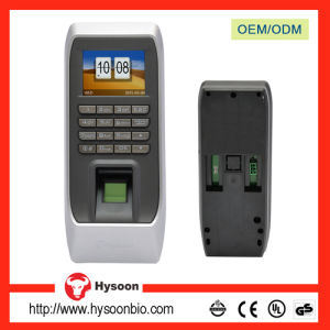 Hot Sales Fingerprint Time Attendance Day Date Time Clock with RFID Cards C628