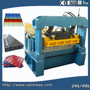 Roofing Tile Cold Roll Forming Machine pictures & photos