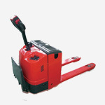 Electric Pallet Truck with Loading Capacity 1.5t-4t pictures & photos