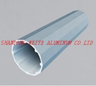 China Powder Coating Wood Grain Anodized Aluminium Extrusion Profile for Window Door Industry pictures & photos
