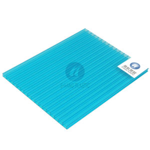 Bayer Polycarbonate PC Hollow Board with UV pictures & photos