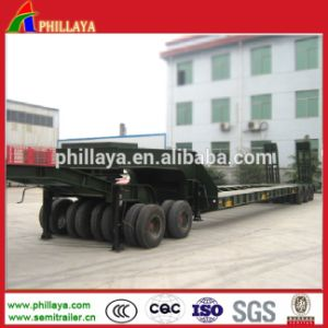 Customized Trailer Dolly for 50 Tons Lowbed Heavy Duty Transport pictures & photos