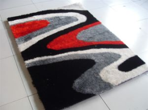 Comfortabale Super Soft Tufted Shaggy Carpet Rug Textile pictures & photos
