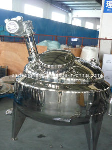 Stainless Steel Ethanol Oil Distiller with Mixing pictures & photos