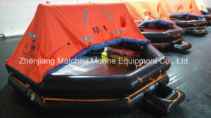 Marine Solas GRP Cotainer Pack a and Pack B Life Raft pictures & photos
