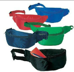 Colorful Waist Bag for Sport with Polyester Dx-Wb601 pictures & photos