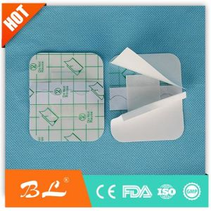 Non-Woven Wound Dressing Surgical Dressing Pad pictures & photos