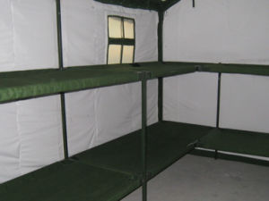 High Quality Army Military Refugee Tent pictures & photos