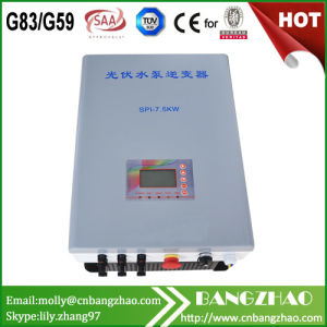 7.5HP Pump Motor Solar Pump Driving Inverter pictures & photos