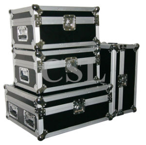 New Arrival Pink Flight Case for DJ/Stage Light/Speaker/U Case pictures & photos