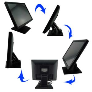 High Quality POS 19 Inch Touch Screen Monitor pictures & photos