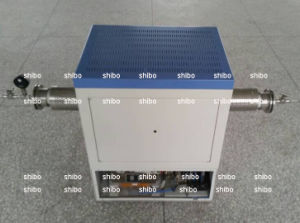 1700 Lab Horizontal Tube Furnace with Al2O3 Tube and Sealing Flange pictures & photos