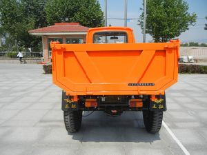 3 Wheel Truck with Cab pictures & photos