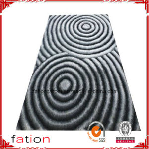 Anti-Slip Home Area Rug Polyester L 3D Shaggy Carpet/Rug pictures & photos