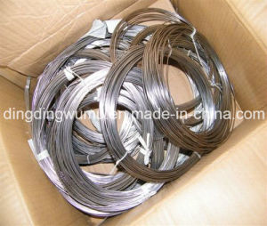 Wolfram Wire for Vacuum Furnace and Coating Heating Element pictures & photos