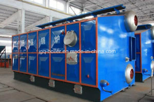 JGQ SZS Coal-Water Slurry Fired Hot Water Boiler