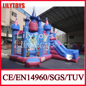 2015 Cheaper High Quality Inflatable Bouncer Castle for Children (J-BC-028)