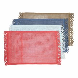 Paper Woven Mat for Home & Decorations pictures & photos