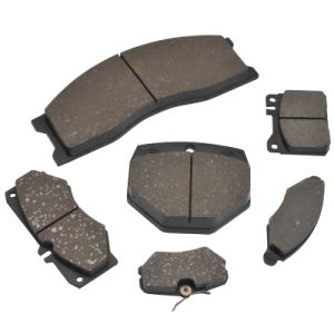 Top Quality Brake Pad (XSBP013) pictures & photos
